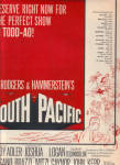 1958 SOUTH PACIFIC Rodgers Hammerstein MOVIE