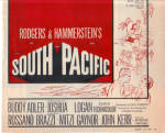 Click to view larger image of 1958 SOUTH PACIFIC Rodgers Hammerstein MOVIE (Image2)