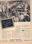1943 Wartime Chrysler Alice Women Factory AD