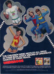 1980 UNDEROOS Young Boy Girl Underwear AD