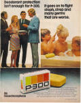 1971 Boys in the Bathtub P-300 SOAP AD