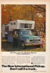 International Harvester Pickup Truck AD
