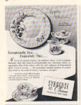 1952 Syracuse APPLE BLOSSOM Berkeley AD