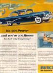1954 BUICK V8 Sedan Beautiful BUY CAR AD