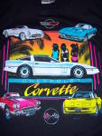 Click to view larger image of MINT NOS New CORVETTE 1991 MUSCLE T-SHIRT Tee Jerzees L (Image2)