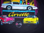 Click to view larger image of MINT NOS New CORVETTE 1991 MUSCLE T-SHIRT Tee Jerzees L (Image4)