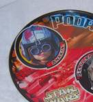 Click to view larger image of Star Wars Podrace Plastic Plates Anakin and Sebulba  (Image4)