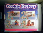 Click to view larger image of NFRB Vintage USA Rival COOKIE Factory - Snack Maker (Image2)