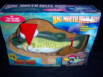Click to view larger image of Big Mouth Billy Bass NEVER USED IOB Singing Fish UNOPEN (Image2)