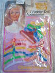 Vintage Shillman Dolls FASHION DOLL ACCESSORIES SET in