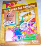Click here to enlarge image and see more about item 140126A7: Vintage Shillman Dolls FASHION DOLL ACCESSORIES SET