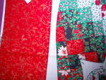 Click to view larger image of Springs CHRISTMAS Teddy Bear ~ Patches ~  Craft FABRIC  (Image6)