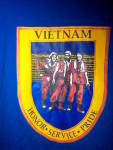Click to view larger image of VINTAGE Vietnam War Honor Service Pride POW MIA T-Shirt (Image3)