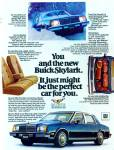 Buick Skylark for 1980 ad