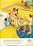 Click here to enlarge image and see more about item 8008: 1965 Edison BOY - GIRL in UNDERWEAR CUTEST AD