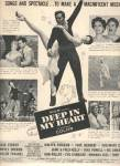 1954 Deep in My Heart MGM Movie AD