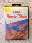 Click here to enlarge image and see more about item HR131201a: Thunder Blade (Sega Master, 1988) CIB COMPLETE w/ Instr