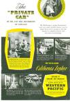 Click here to enlarge image and see more about item J854: California Zephyr ad 1956