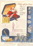 Click here to enlarge image and see more about item K021803F: 1948 Ronson Lighters Ad