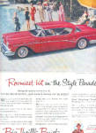1957 BUICK Big Thrill Super 4-Door Riviera AD