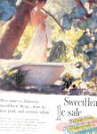 Click here to enlarge image and see more about item 150506dde: 1958 Sweetheart Soap Nude Lady Ad