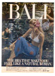Click here to enlarge image and see more about item K022603C: 1976 Bali Natural Woman Bra Ad