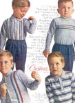 1965 Carters City Cousins Polo Little Boys Ad