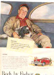 1947 Body By Fisher Pontiac Torpedo Sedan Ad