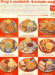 Click to view larger image of 1964 CAMPBELL'S SOUP Ad (Image1)