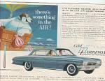 GM Harrison ad 1961