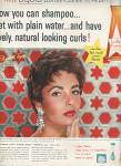 Click here to enlarge image and see more about item MH1447: Lustre Creme shampoo-ELIZABETH TAYLOR  - ad
