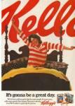 Kellogg's cereals ad 1980