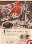 Click here to enlarge image and see more about item MH311: A & P coffee ad - Vintage Coffee Service - Unusual YES