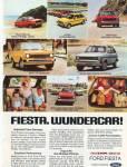 Ford Fiesta ad 1978