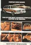 Click here to enlarge image and see more about item MH3264: Pontiac for 1979 ad