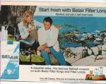 Click here to enlarge image and see more about item MH4017: Belair filter longs cigarettes ad  1971