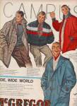 McGregor sportswear for men ad 1957