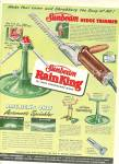 Sunbeam rain king ad 1951