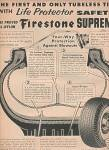 Firestone supreme tire ad