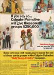 Click here to enlarge image and see more about item MH4859: Colgate Palmolive Campaign ad 1972