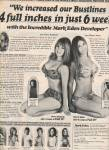 Click here to enlarge image and see more about item MH4880: Mark Eden bustline developer ad 1972