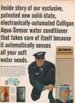 Click here to enlarge image and see more about item MH5533: Culligan water conditioner ad 1968