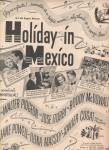Click here to enlarge image and see more about item MH5646: Movie: HOLIDAY IN MEXICO - WALTER PIDGEON - JANE POWELL