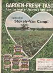 Stokely-Van Camp beans ad 1958