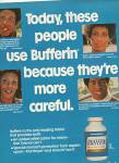 Bufferin analgesic ad  1978