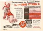 Click here to enlarge image and see more about item MH6218: White House evaporated milk ad 1944