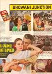 Click here to enlarge image and see more about item MH6274: Movie AD BHOWANI JUNCTION -= AVA GARDNER  1956