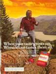 Click here to enlarge image and see more about item MH6429: Winston cigarettes ad 1979