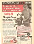 Click here to enlarge image and see more about item MH6431: Belsaw sharp-all co., ad 1979
