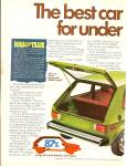 Click to view larger image of The Volkswagen ra bbit aD 1976 (Image2)